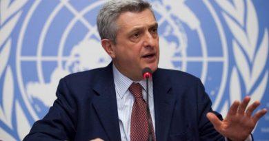 غراندي حث المجتمع الدولي على دعم لبنان في وضعه المتأزم